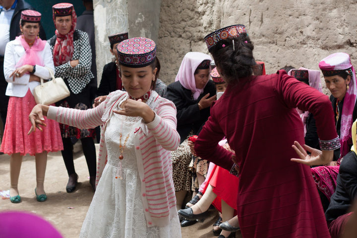 Pamiri Tajik Wedding Dancing