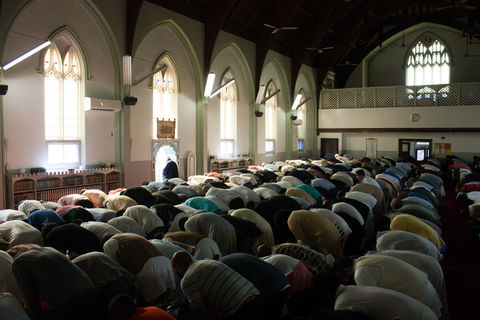 Eid Prayers in Toronto